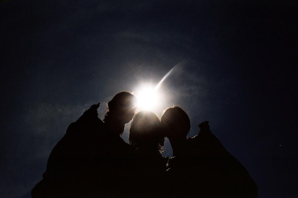 99 % solar eclipse by verivela