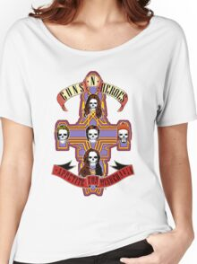 Appetite for Misbehavin' Women's Relaxed Fit T-Shirt