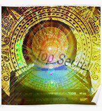 mayan time travel machine Poster