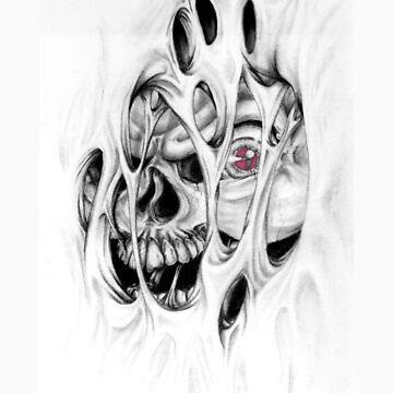 Hi Skull by alaskas