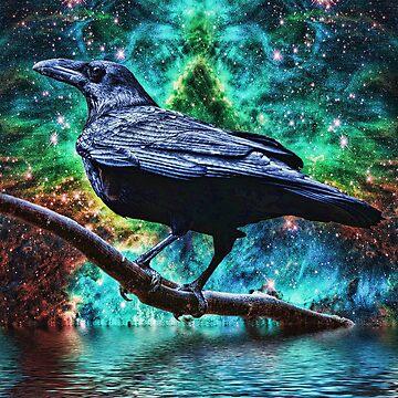 Fantasy Raven by Emporium