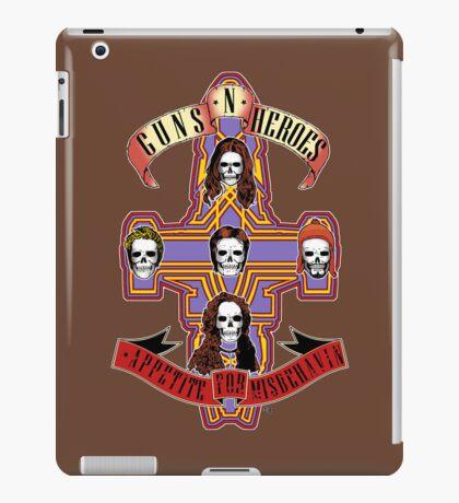 Appetite for Misbehavin' iPad Case/Skin