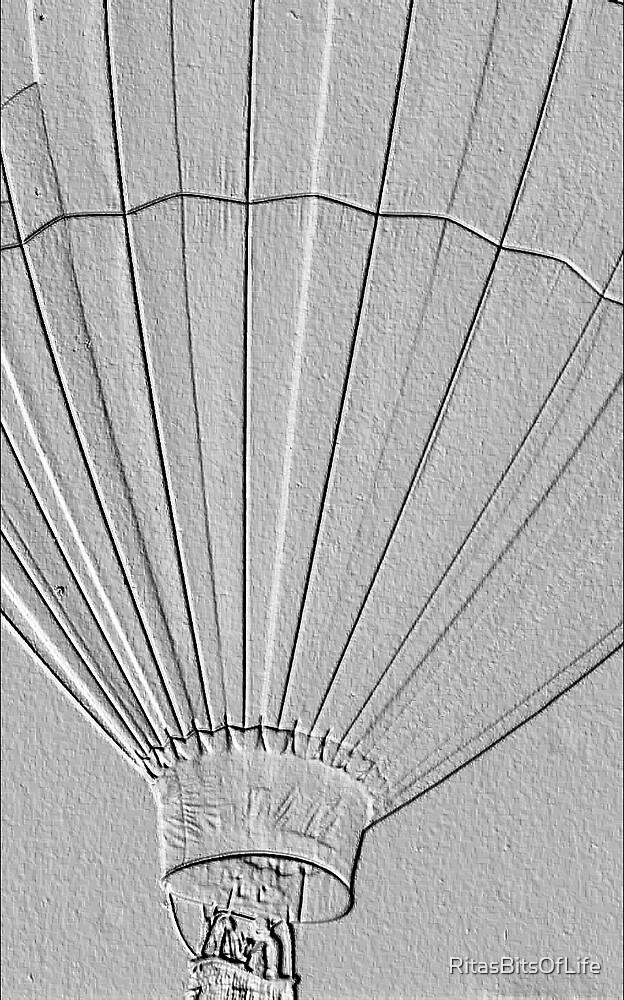 Hot Air Balloons by RitasBitsOfLife
