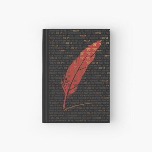 Hamilton - Rise Up Hardcover Journal