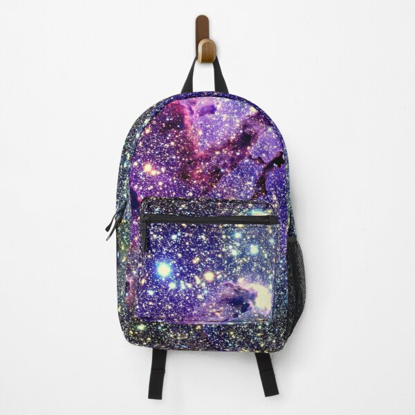 Galaxy The Eagle Nebula / Pillars of Creation dark & colorful Backpack