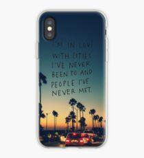 California Dreaming iPhone Case
