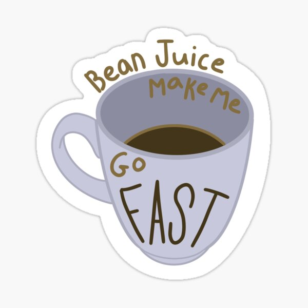Coffee Mug Sticker