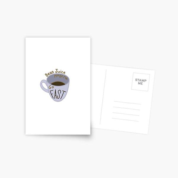 Coffee Mug Postcard
