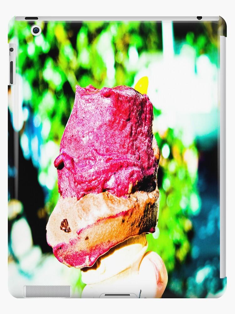 Delicious ice cream. by ALEJANDRA TRIANA MUÑOZ