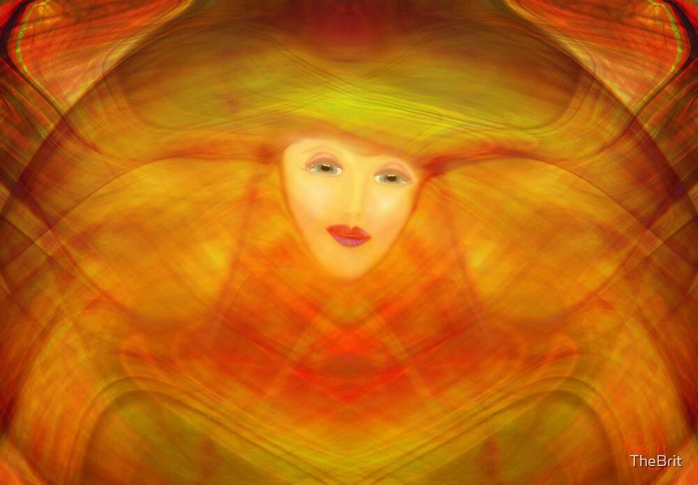 .....Clíodhna Goddess of Love ...... by TheBrit