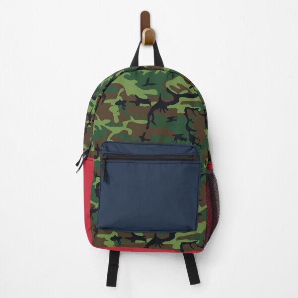 Camouflage Backpack 1 | Hidoggy Backpack