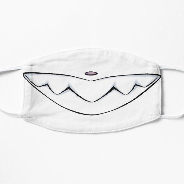 Grinning Lagomorph Flat Mask