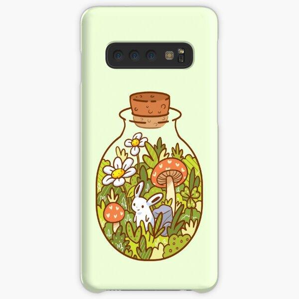 Conejito en una botella Funda rígida para Samsung Galaxy