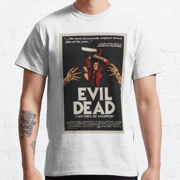 Evil Dead - Affiche de film vintage T-shirt classique
