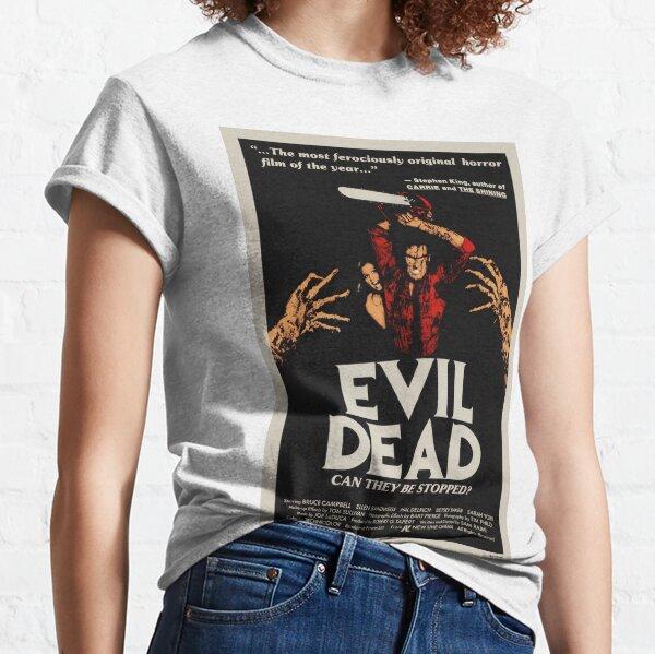 Evil Dead - Vintage Movie Poster Classic T-Shirt