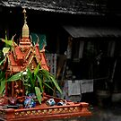 Spirit House Lanna Style by Duane Bigsby
