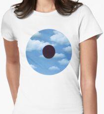 Surrealist Eye Women's Fitted T-Shirt