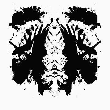 Rorschach by Adamsart