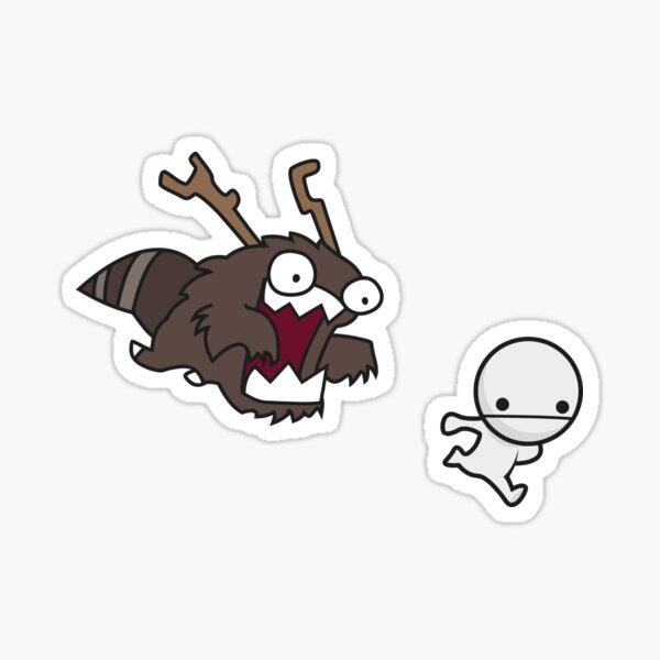 Run! Sticker