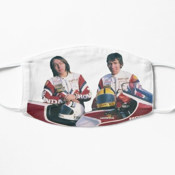 Ron and Joey, Motorcycle Legends Mask