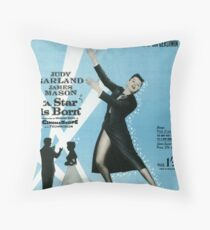 IT'S A NEW WORLD (vintage illustration) Throw Pillow