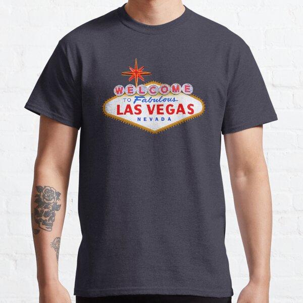 Welcome to Fabulous Las Vegas Shirt, Sticker, Mask Classic T-Shirt