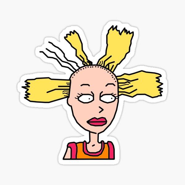 "Muñeca Angelica Serie ""Los Rugrats"" Sticker"