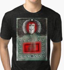 urban shaman Tri-blend T-Shirt