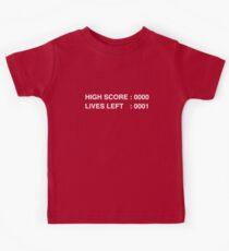 High Score - T Shirt Kids Tee