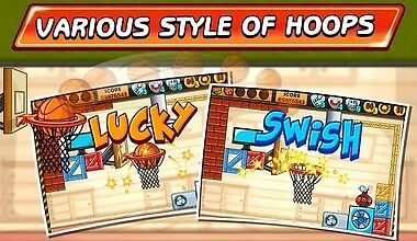 Basketball - Fun Basket Shooting Hoops Game by johnmorris8755