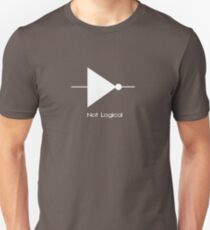 Not Logical  - T Shirt T-Shirt