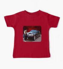 Teddy Bear Limousine Chauffeur Kids (CHILDRENS) Tee Shirt Baby Tee