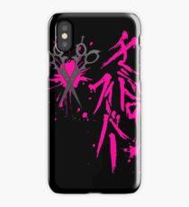 Dangan Ronpa: Genocider Syo Bloodstain Fever t-shirt iPhone Case/Skin