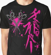 Dangan Ronpa: Genocider Syo Bloodstain Fever t-shirt Graphic T-Shirt