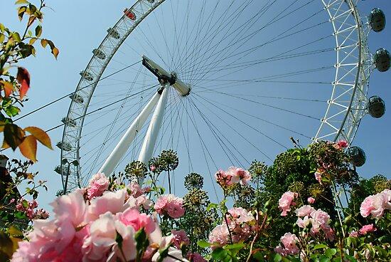 London Eye! by Lauren Tucker