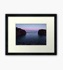 Liscannor Sunset 2 Framed Print