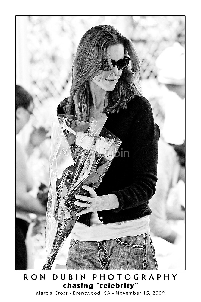 Marcia Cross - Desperate for Roses by Ron Dubin