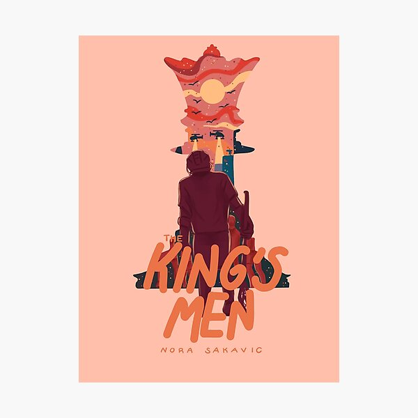 The King's Men Cover Photographic Print