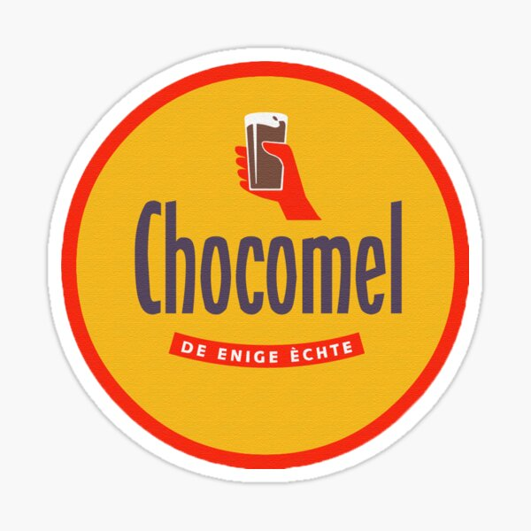 Chocomel - The one and Only Sticker