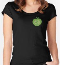 The Minimalist Big Macintonsh Women's Fitted Scoop T-Shirt