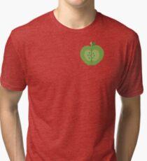 The Minimalist Big Macintonsh Tri-blend T-Shirt
