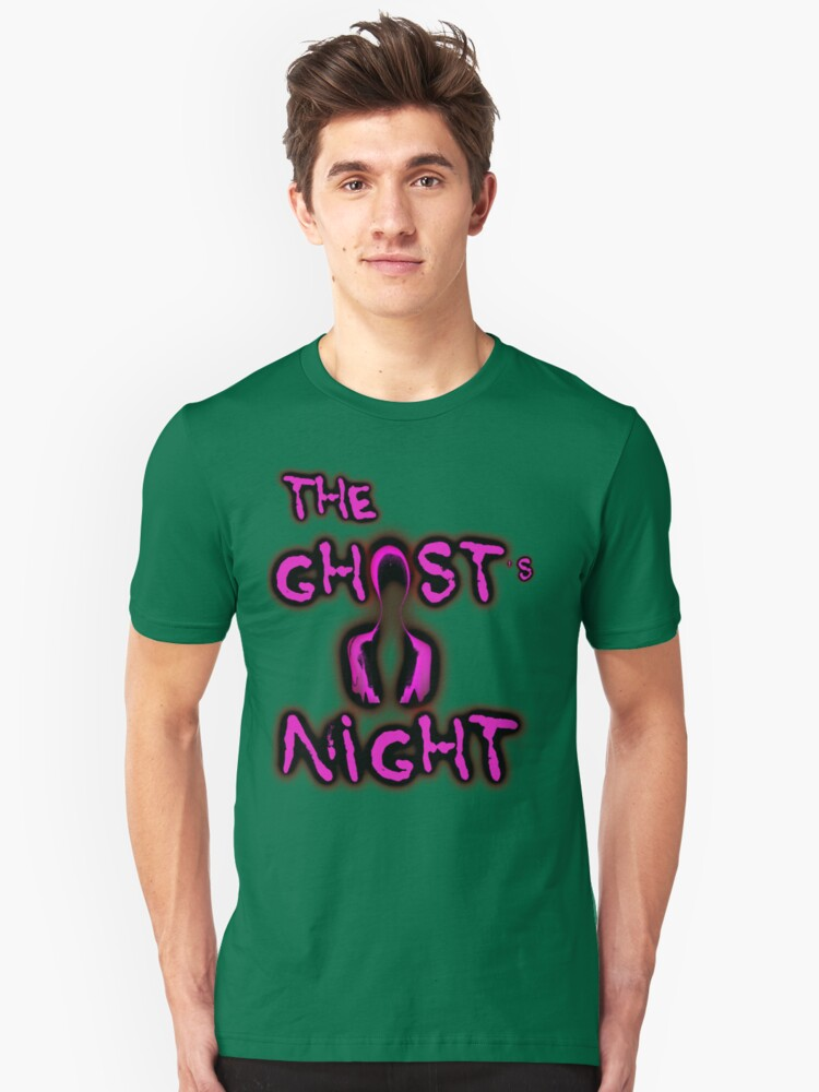 THE GHOST'S NIGHT Unisex T-Shirt Front