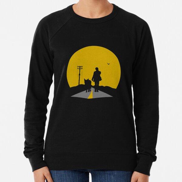 The Lone Strutter Lightweight Sweatshirt