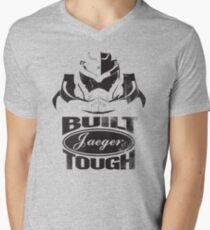 Jaeger Tough Men's V-Neck T-Shirt