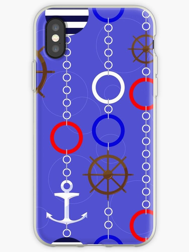 pattern with marine beads by Marina Sterina