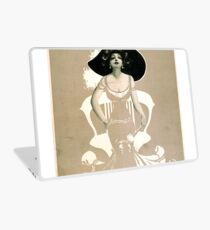 Vintage poster - Girls Laptop Skin