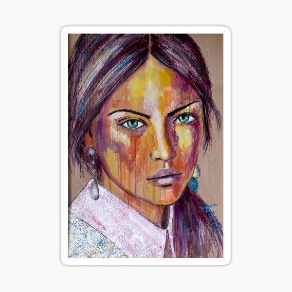 Jacinta Sticker