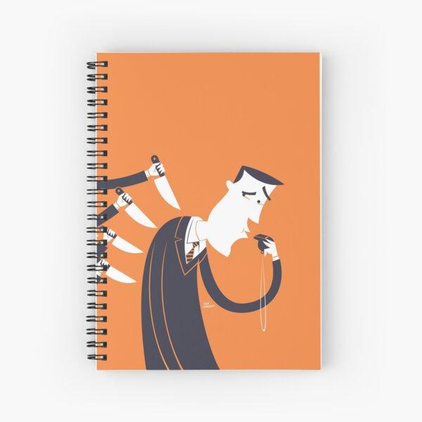 Whistleblower Spiral Notebook