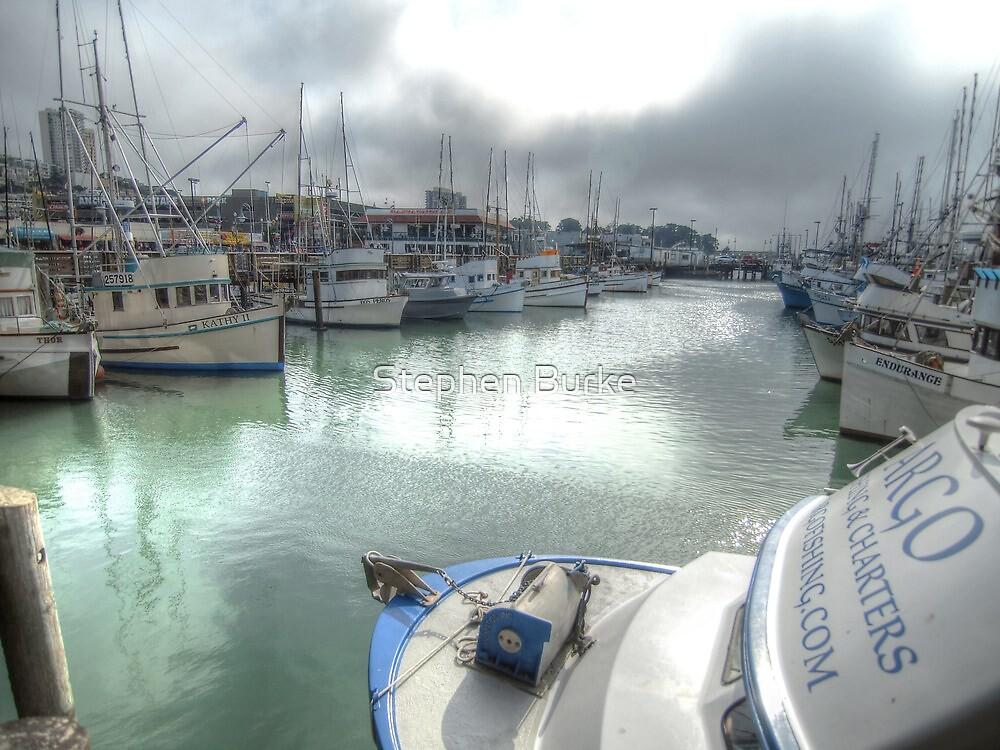 Fisherman's Wharf by Stephen Burke