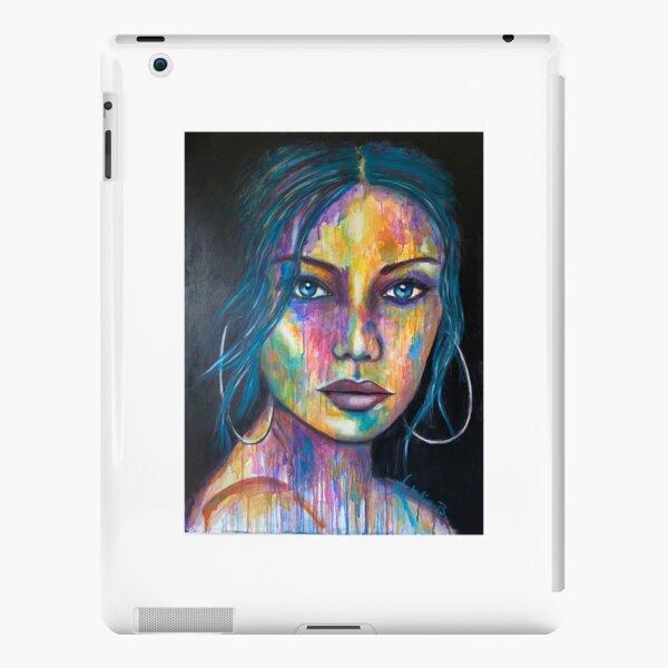 Rainbow Girl iPad Snap Case
